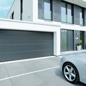 Porte garage sectionnelle annecy